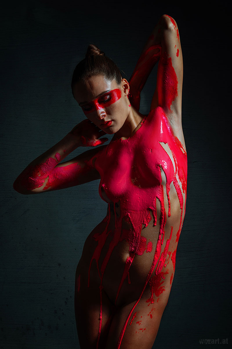 Paulina - Liquid Latex